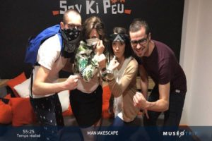 Muséo-Trip-Sov-Ki-Peu-Challans-Escape-Game-Maniakescape
