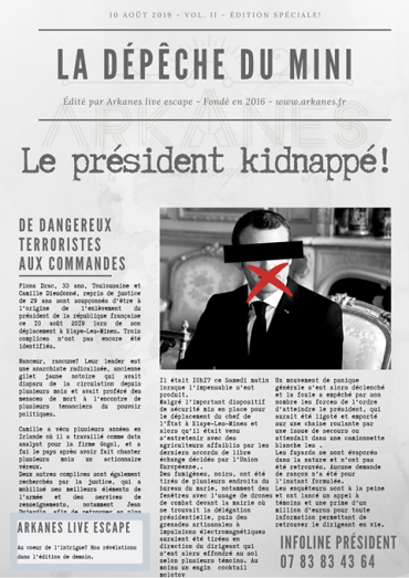 Escape-Game-Maison-Digital-Le-Squat-Kidnapping-Presidentiel-Arkanes-Maniakescape